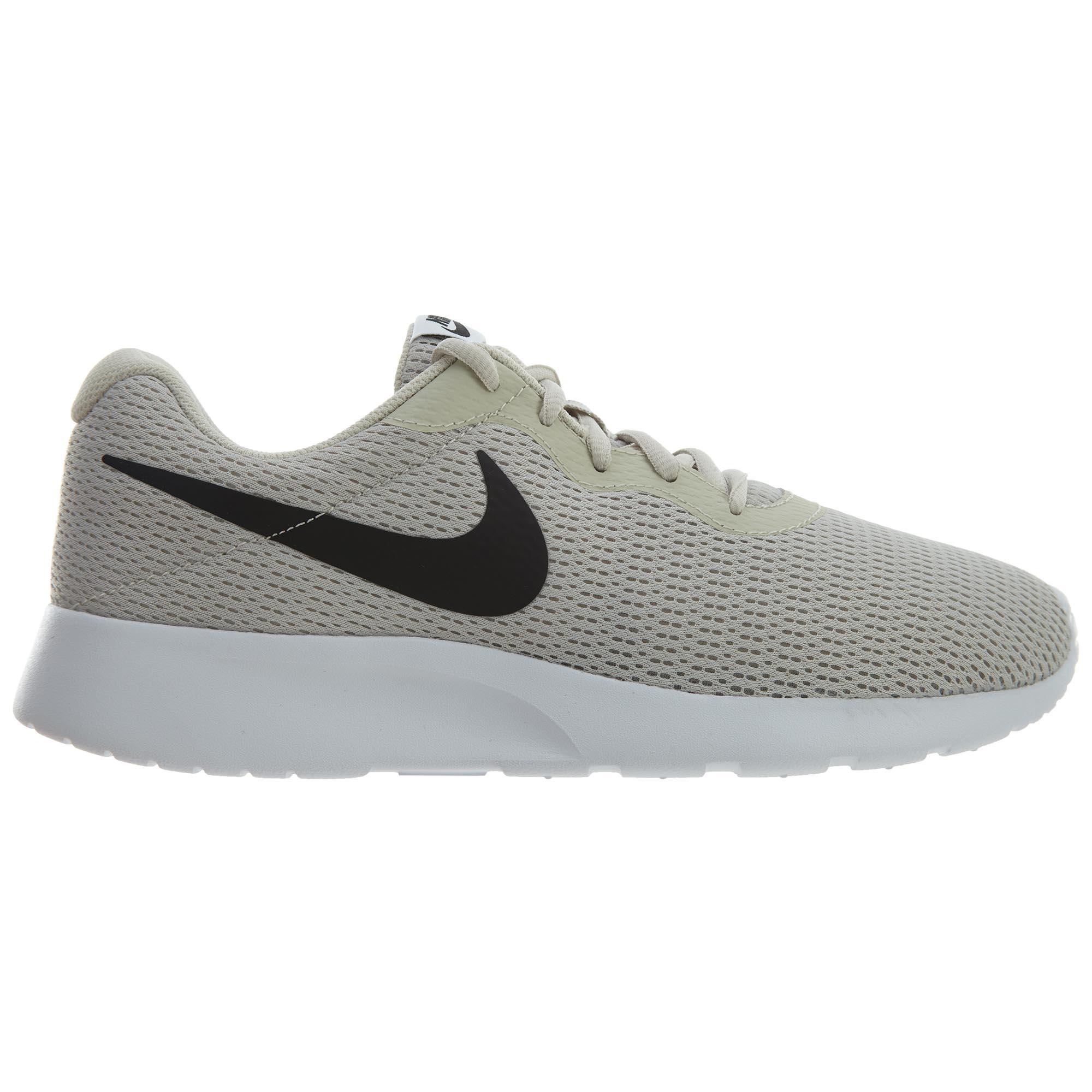 Nike Tanjun Light Bone Black-White