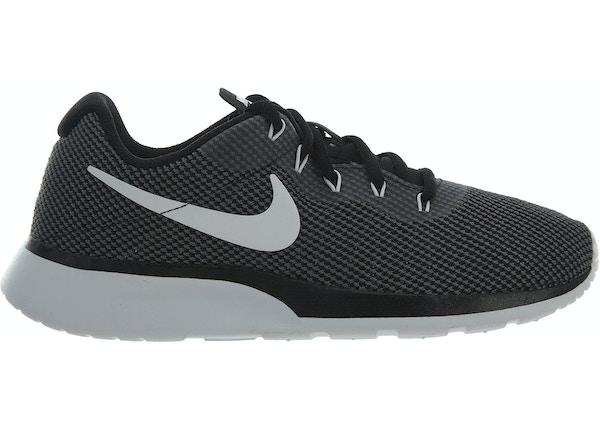 low cost b22ba 4d1cc ... the best attitude a1748 0a2d9 Nike Tanjun Racer Dark Grey White-Black -  921669-