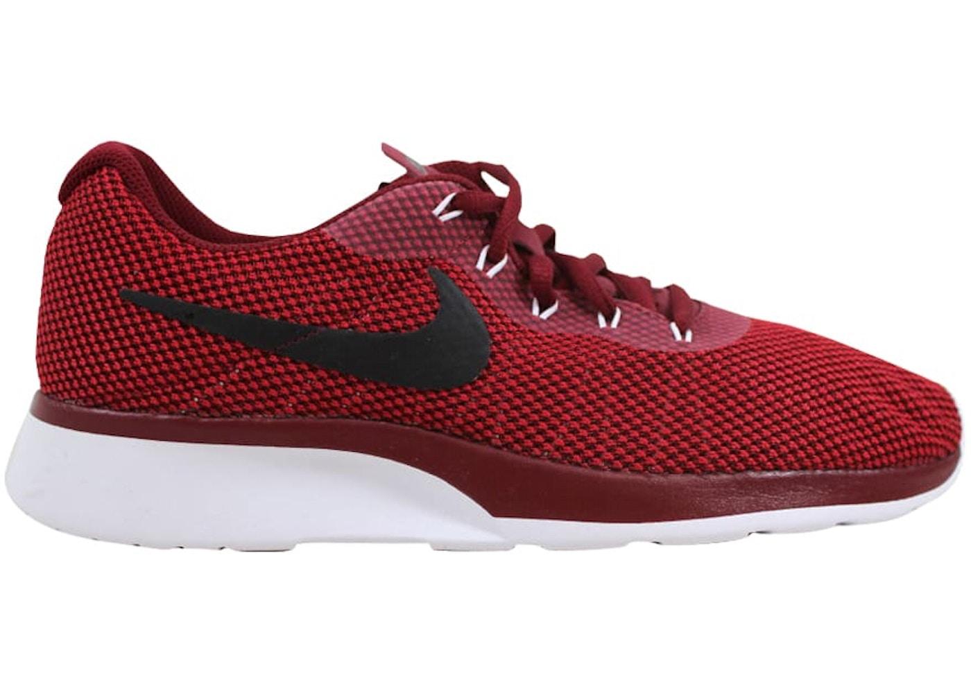 60a0521e5faa Nike Tanjun Racer Team Red Black-Gym Red-White - 921669-600