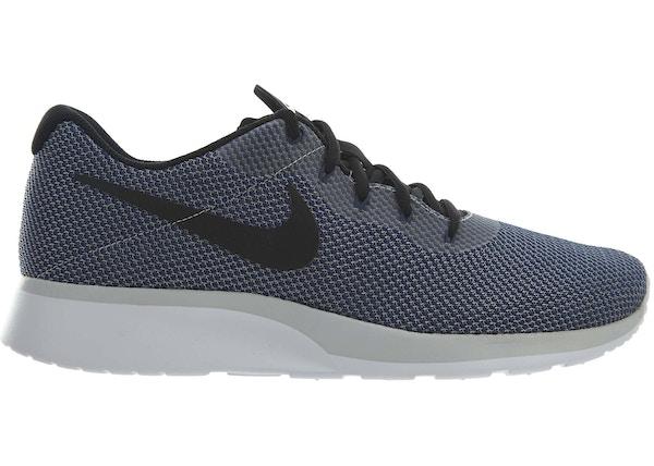 Nike Tanjun Racer Vast Grey Black-Navy-White - 921669-005 5e5e94b22