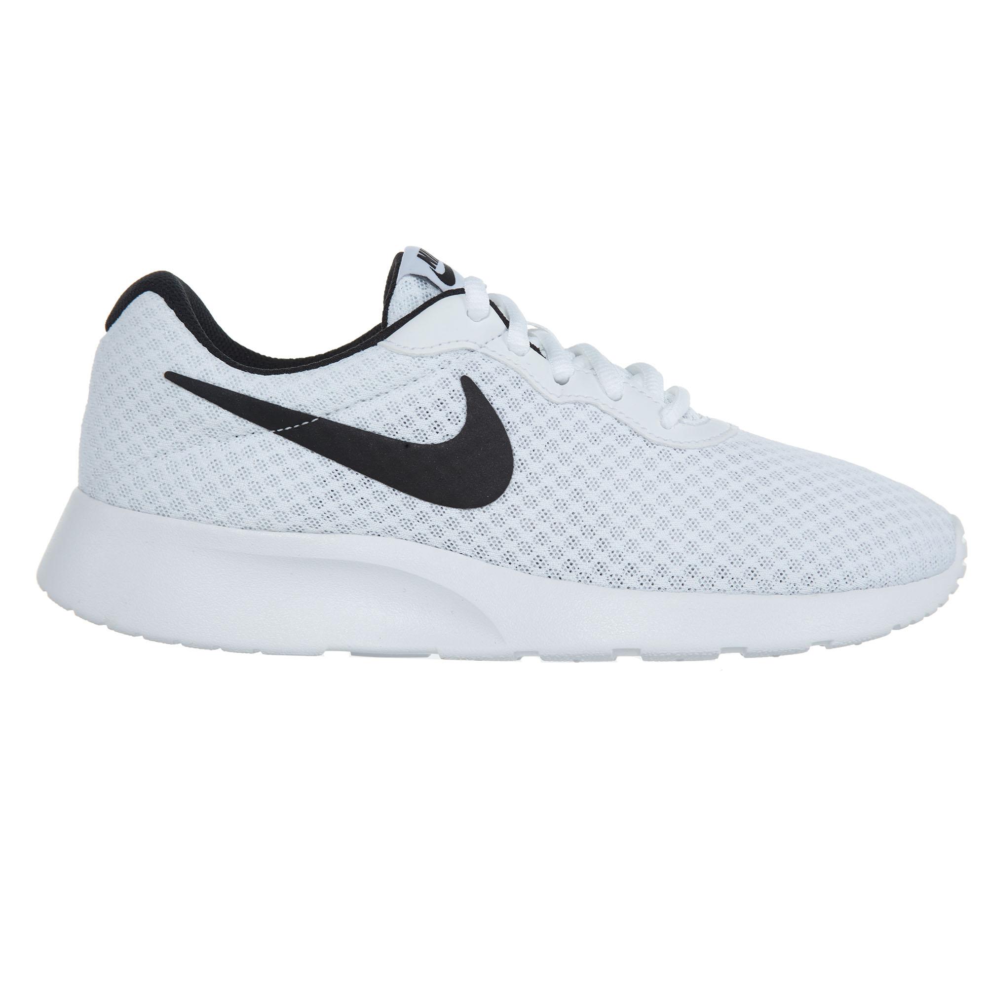 Nike Tanjun White Black (W) - 812655-100