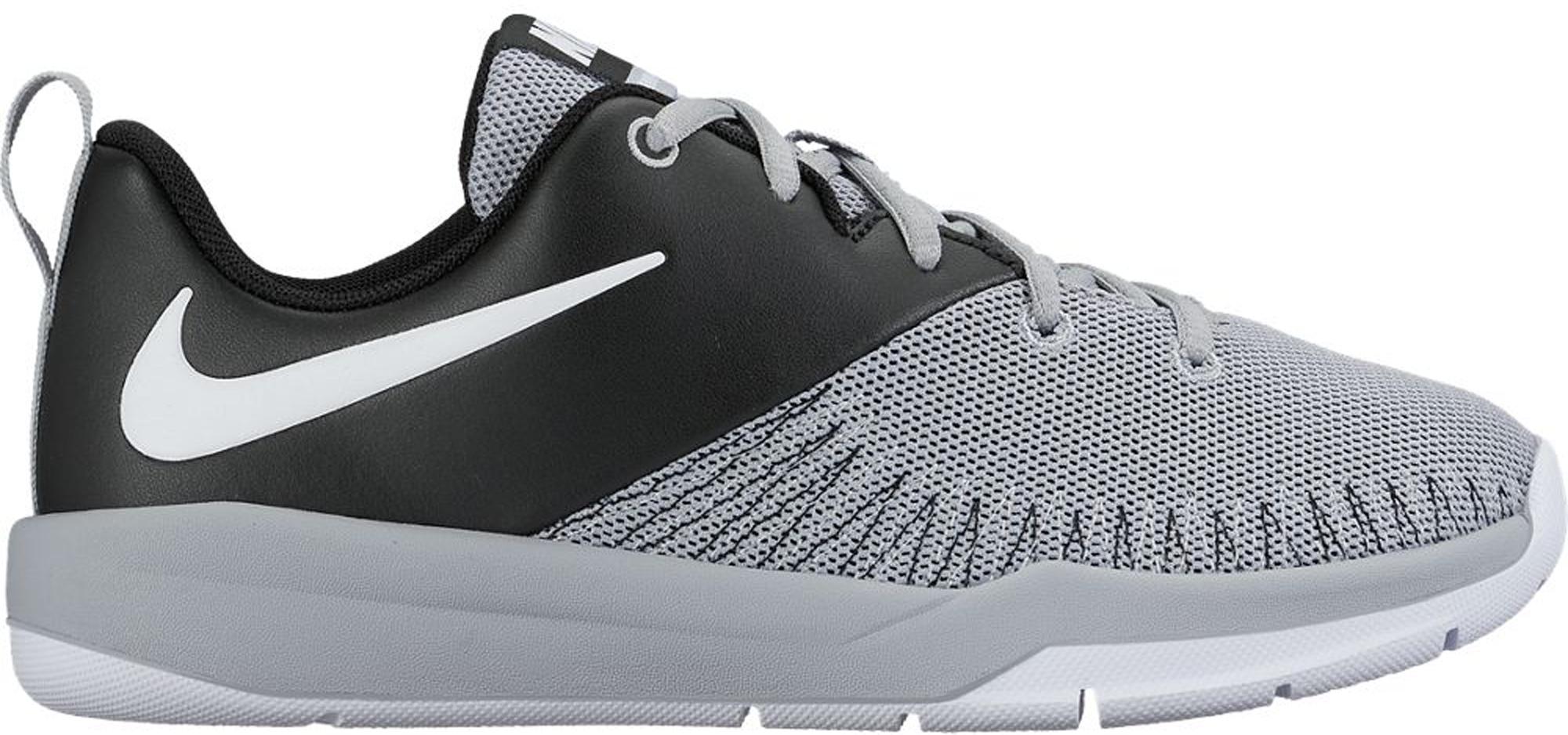 Nike Team Hustle D 7 Low Black Wolf