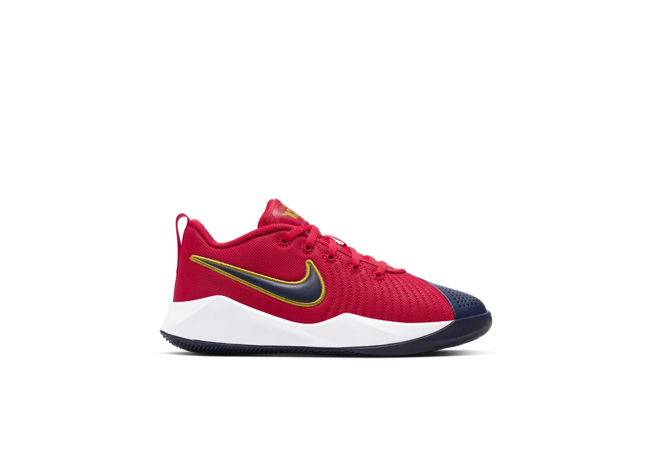 Nike Team Hustle Quick 2 University Red