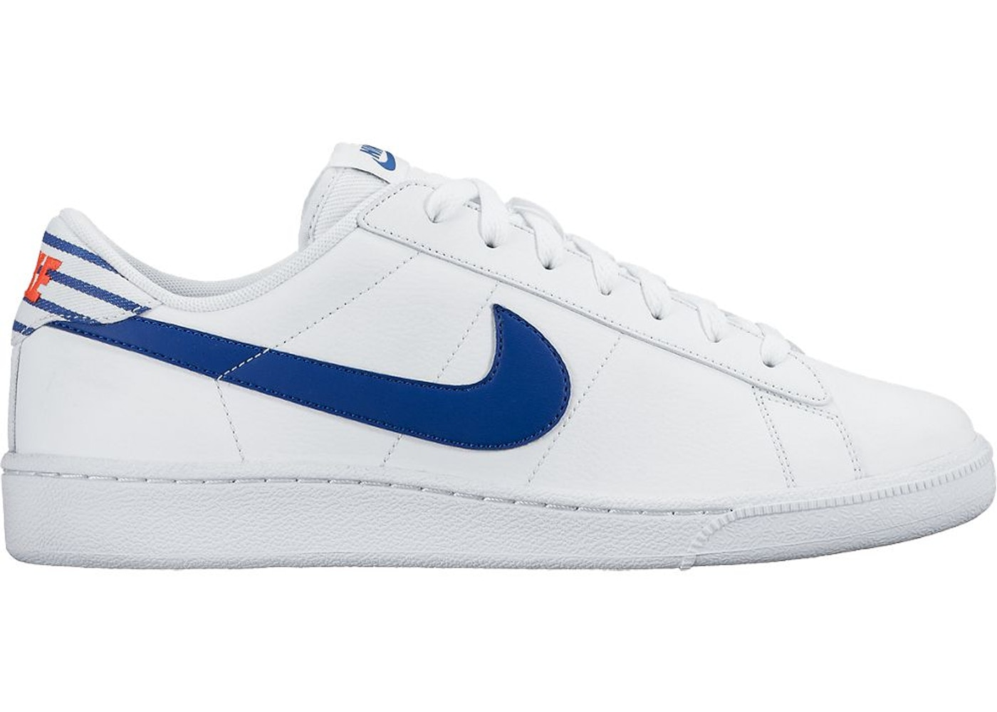 new arrival 0fc62 9263f Nike Tennis Classic CS White Gym Blue