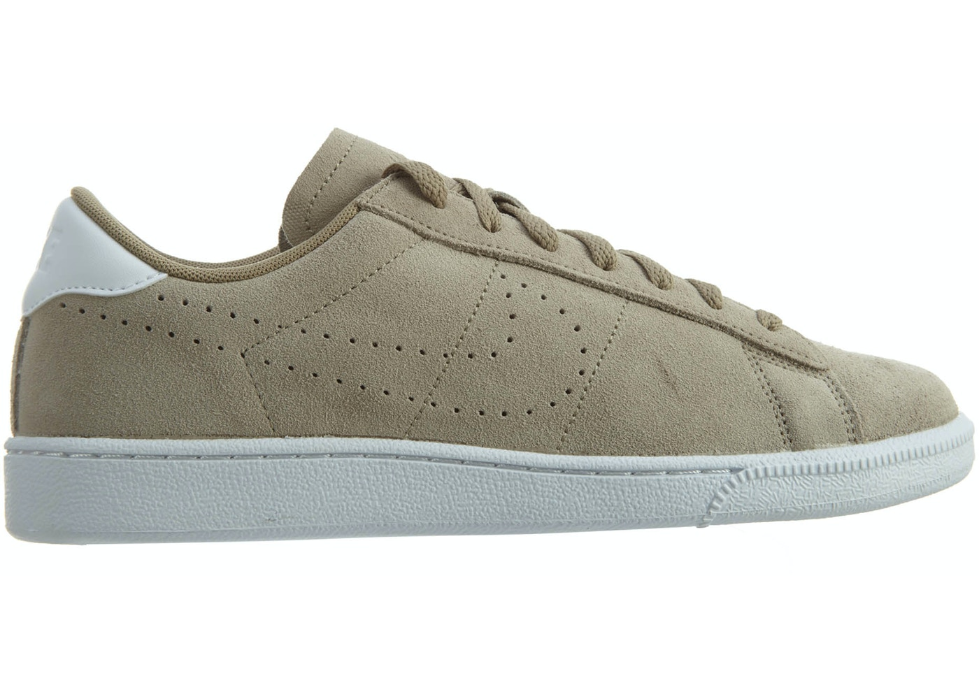 best sneakers e2cea d91b5 Sell. or Ask. Size  9.5. View All Bids. Nike Tennis Classic Cs Suede Khaki  Khaki White