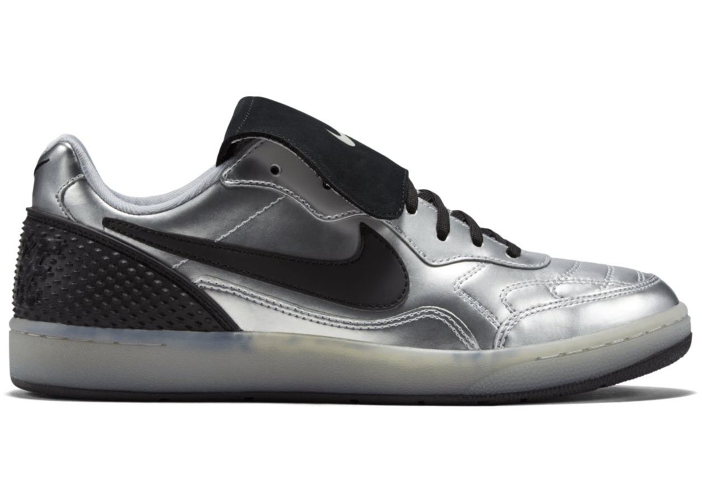 Profezia Ciao Mattina  Nike Tiempo 94 Silver Black - 779519-001