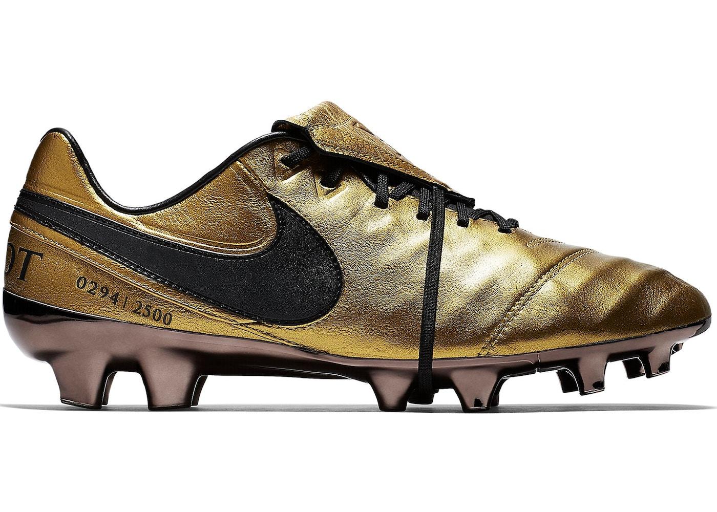 finest selection f775a 625f3 Nike Tiempo Legend VI SE FG Totti x Roma