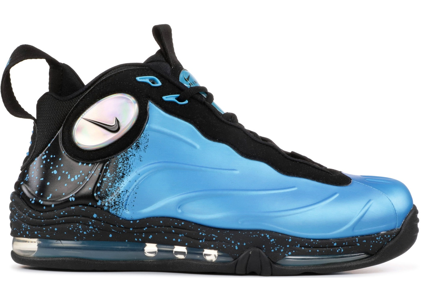 64670d30b41 Nike Total Air Foamposite Max Current Blue - 472498-400