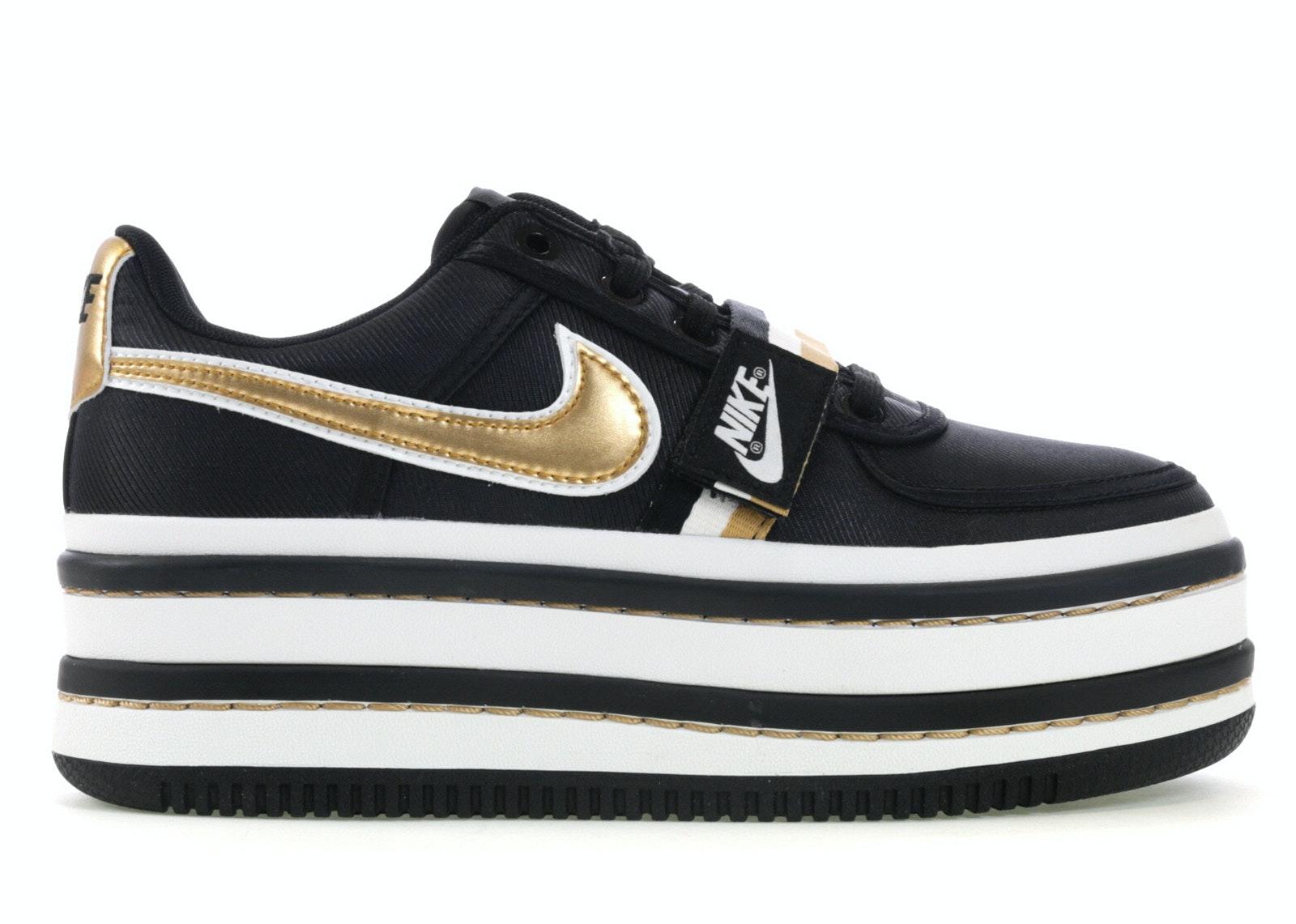 Nike Vandal 2K Black Metallic Gold (W)