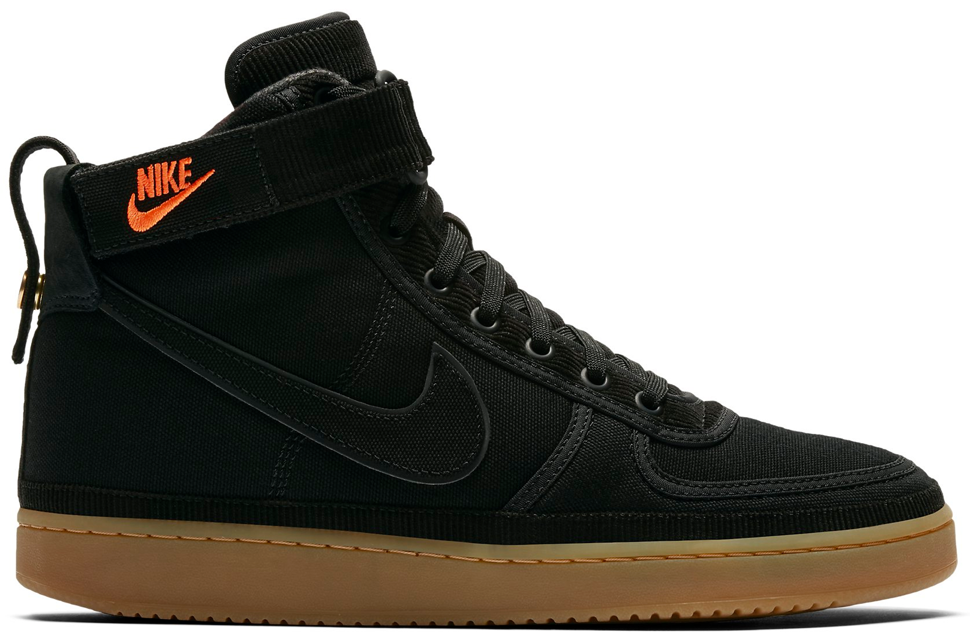 Nike Vandal High Supreme Carhartt WIP Black