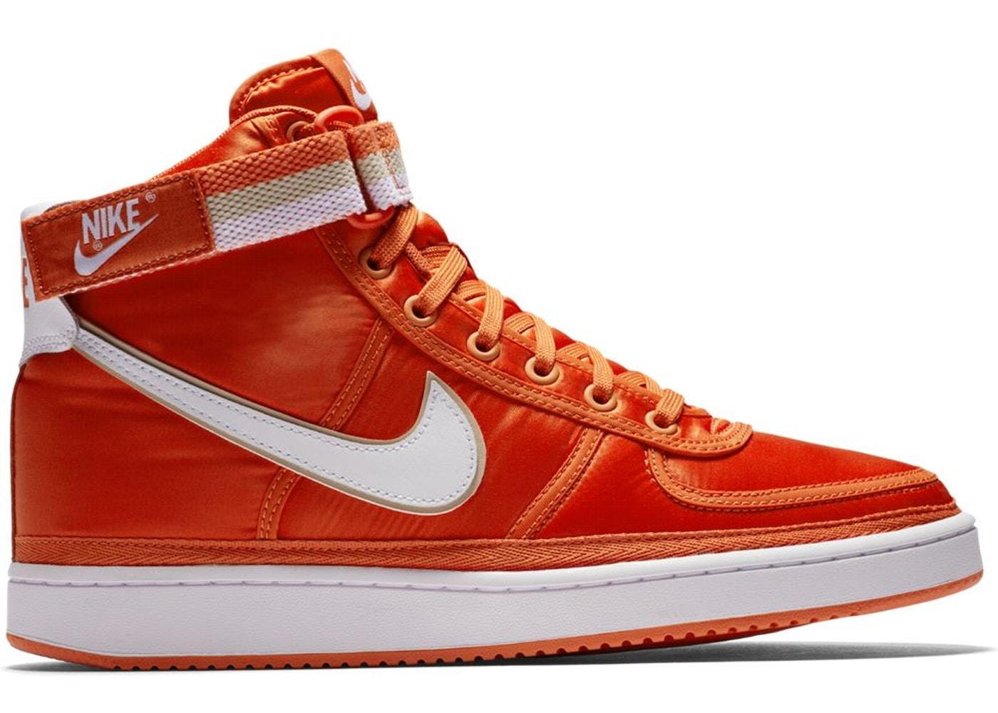 23abcbebb352d1 Nike Vandal High Supreme Vintage Coral - 318330-800