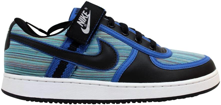 Nike Vandal Low Black/Black-Varsity