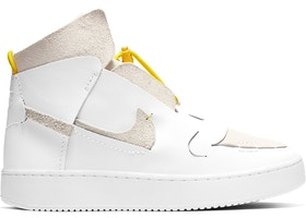 Nike Vandalised LX White Chrome Yellow (W)