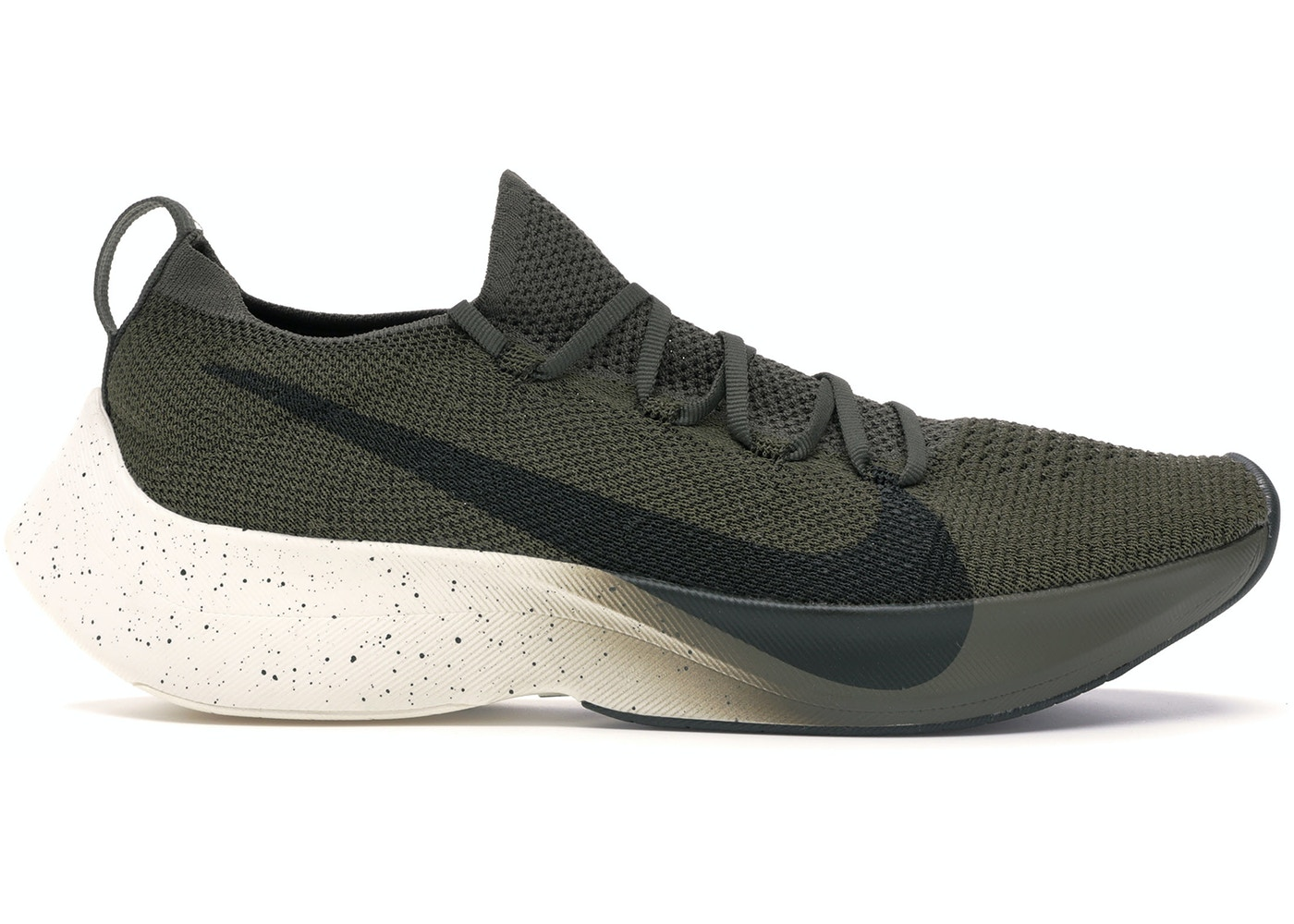 d6d9f74b92 Nike Vapor Street Flyknit Medium Olive - AQ1763-201