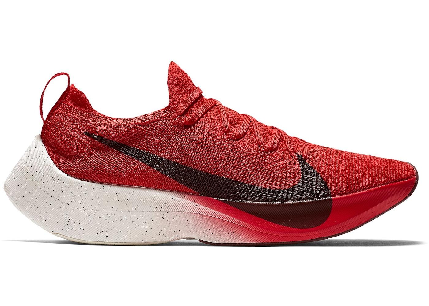 fc48b7fae967d Nike Vapor Street Flyknit Red - AQ1763-600