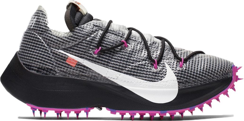 Nike Vapor Street Off,White Black Laser Fuchsia (W)