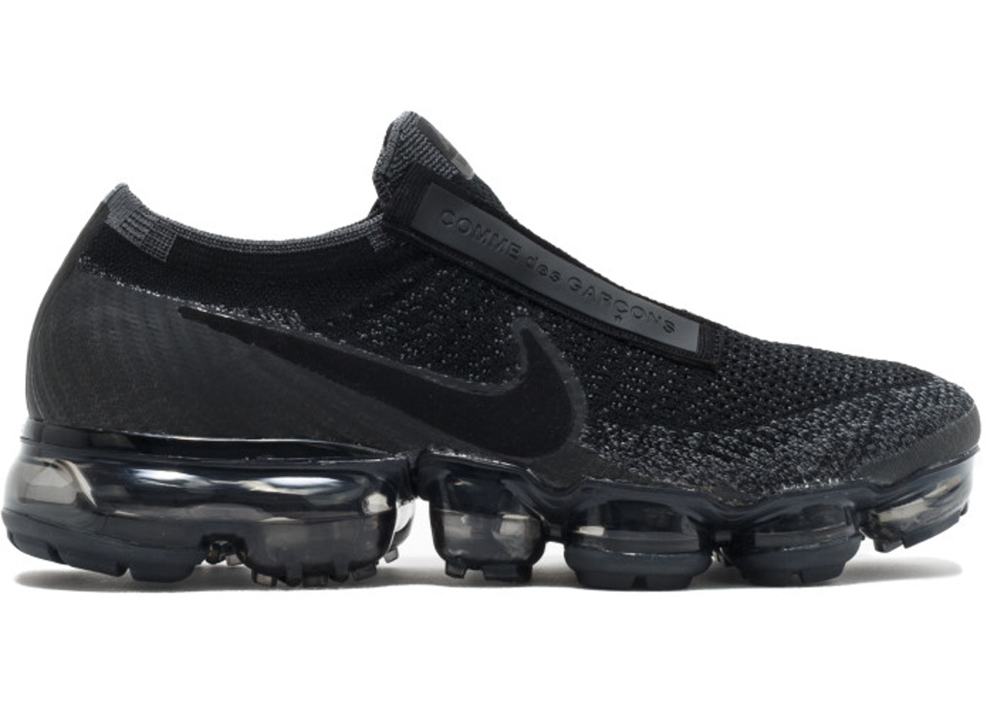 Air VaporMax CDG Black - 924501-001 770dfeb48