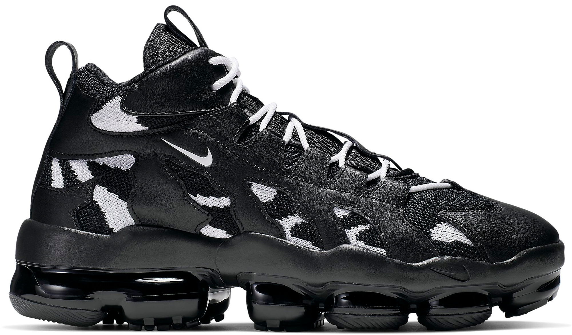 Nike VaporMax Gliese Black White
