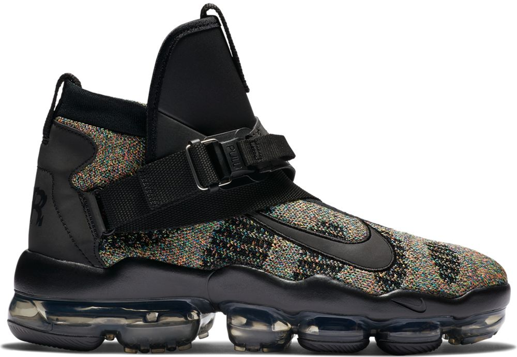 Nike VaporMax Premier Flyknit Black Multi-Color