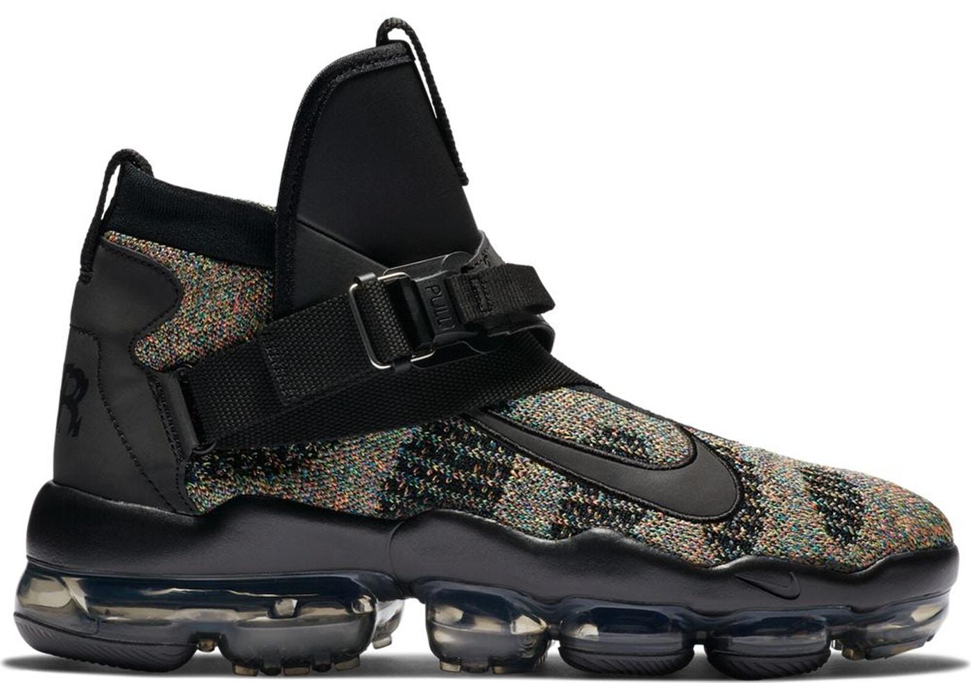 f92a84169789 Nike VaporMax Premier Flyknit Black Multi-Color - AO3241-003