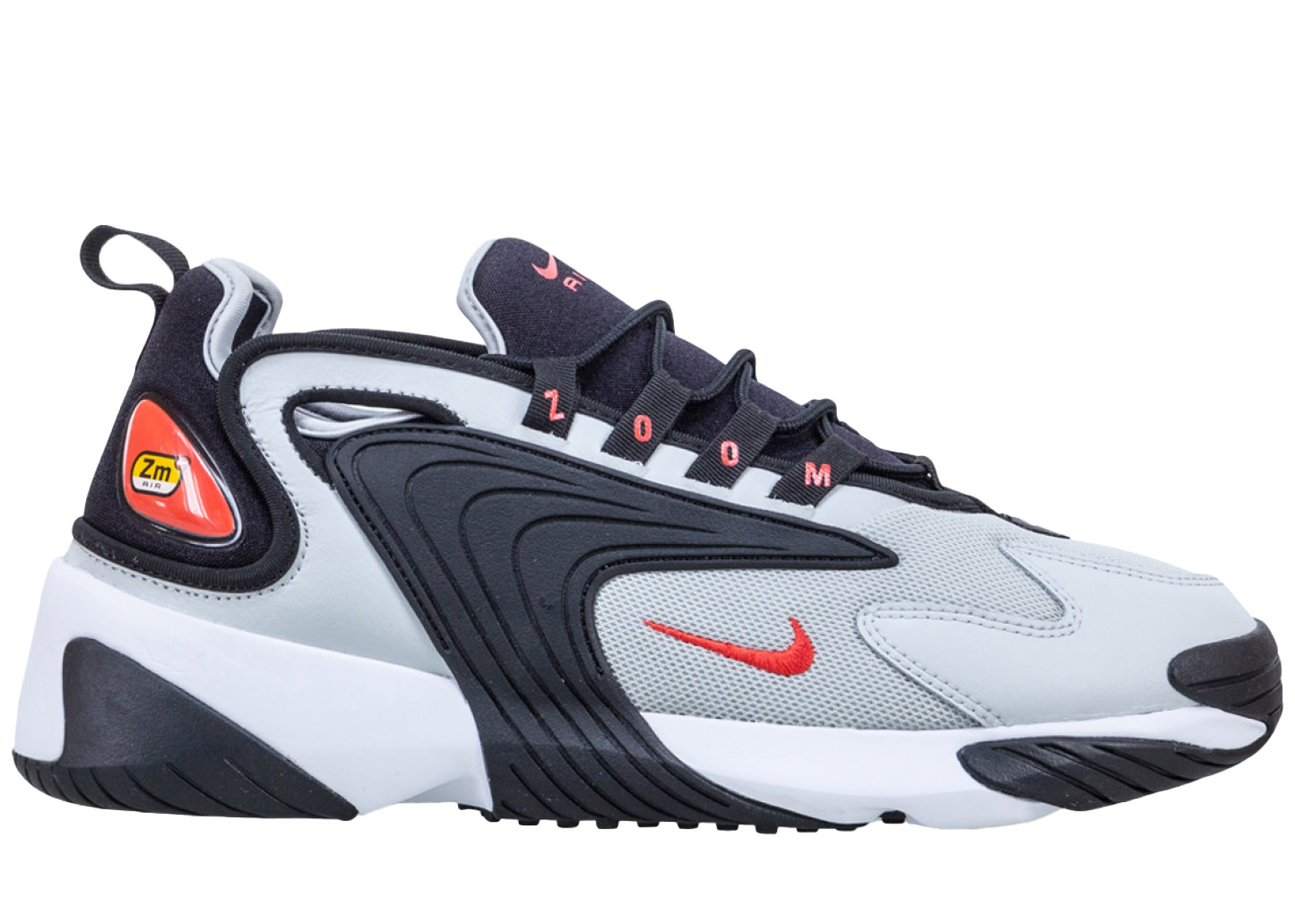Nike Zoom 2K Black Grey Fog - AO0269-010