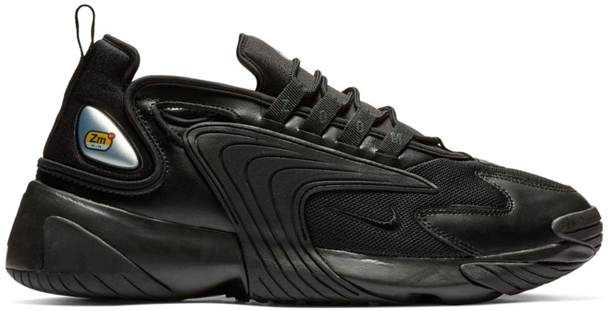 Nike Zoom 2K Triple Black - AO0269-002