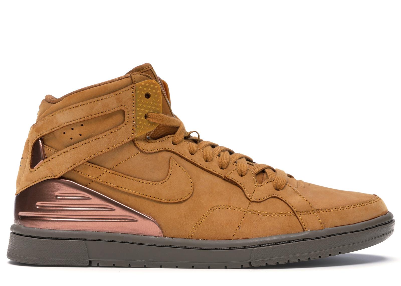 Nike Zoom Air 94 Hi Supreme Wheat