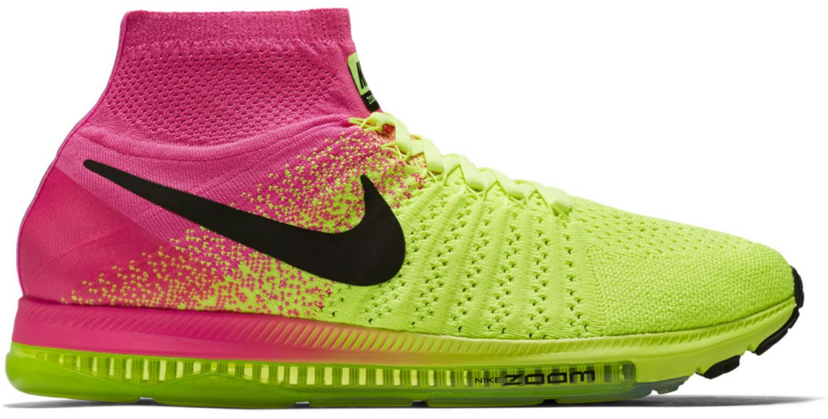 nike all out flyknit