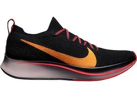 0ad22feec3081 Nike Zoom Fly Flyknit Black Flash Crimson - AR4561-068