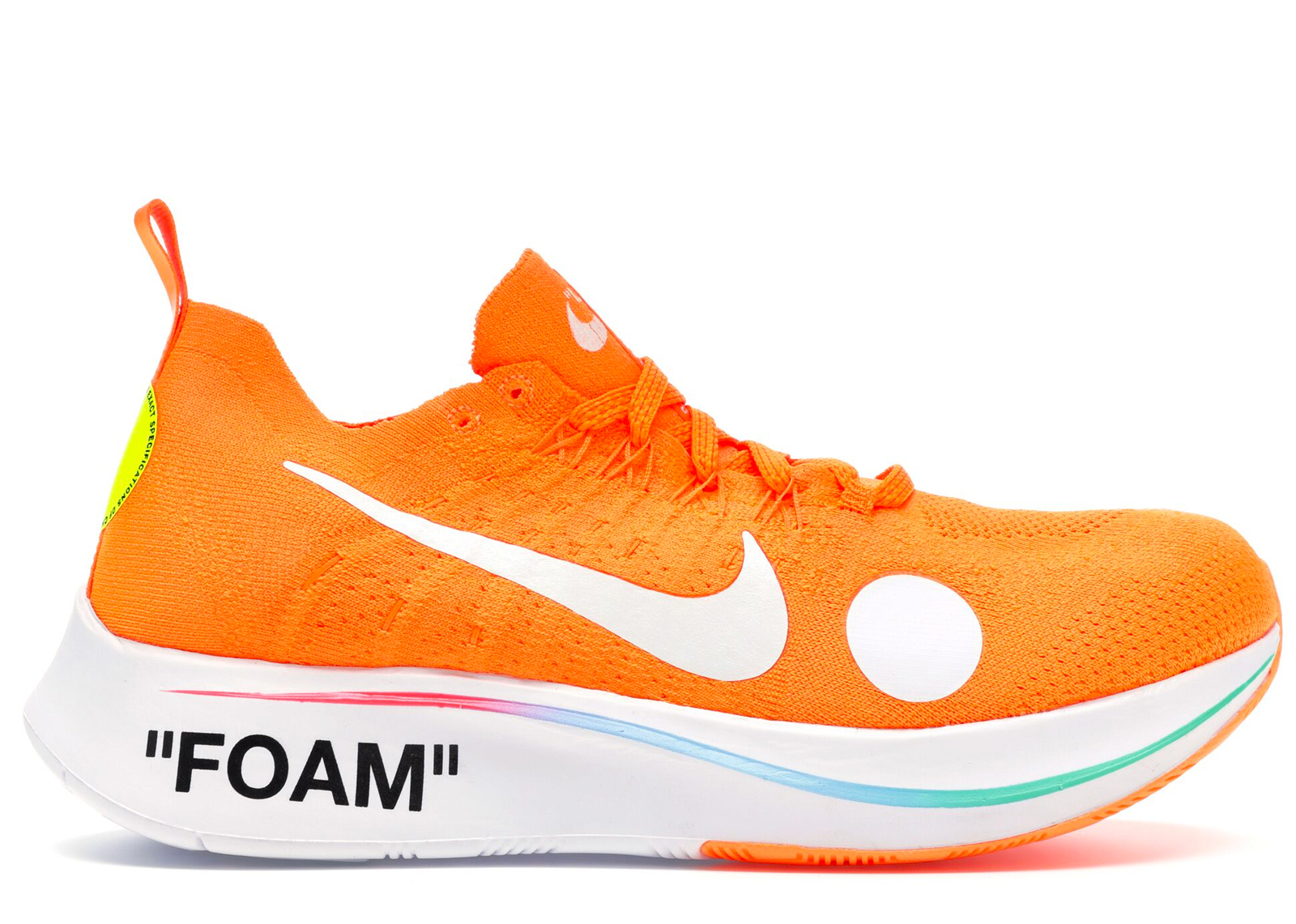 a5d6fb522051 ... coupon nike zoom fly mercurial off white total orange ao2115 800 dbf8e  46b5c