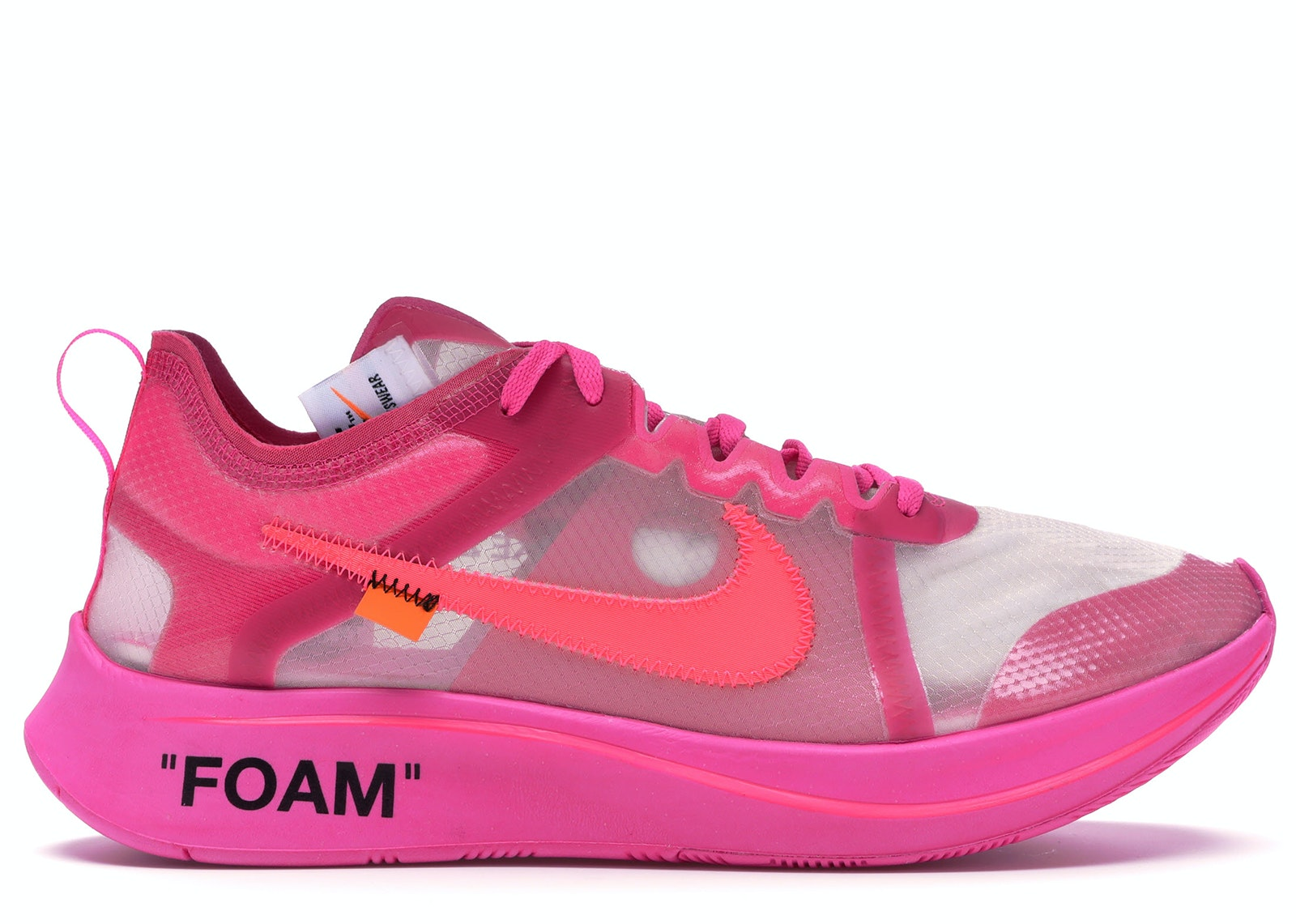 Nike Zoom Fly Off,White Pink