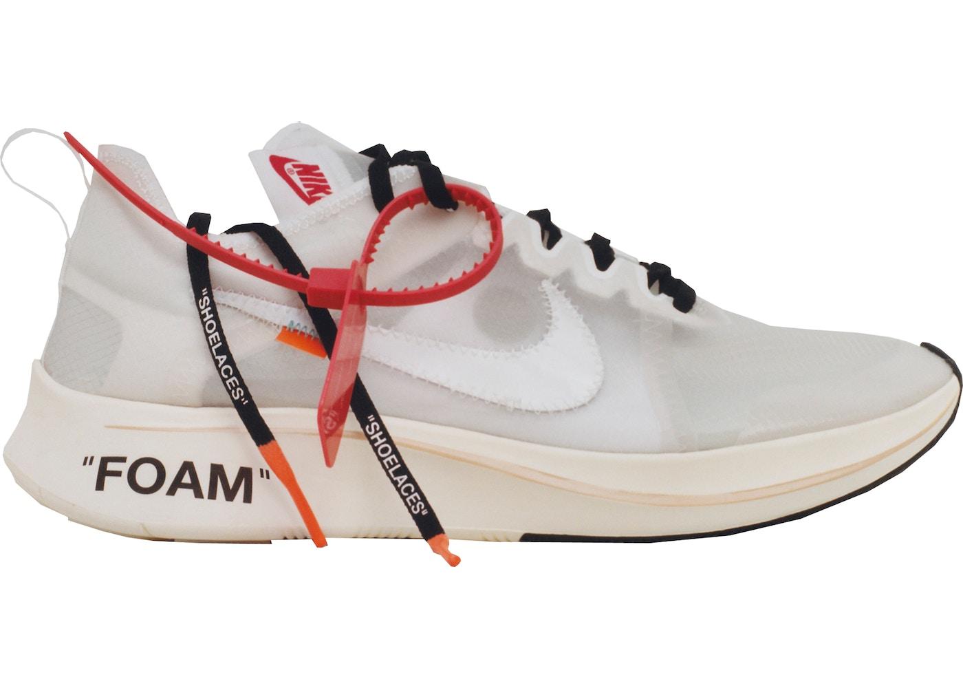 5535298dd43af Nike Zoom Fly Off-White