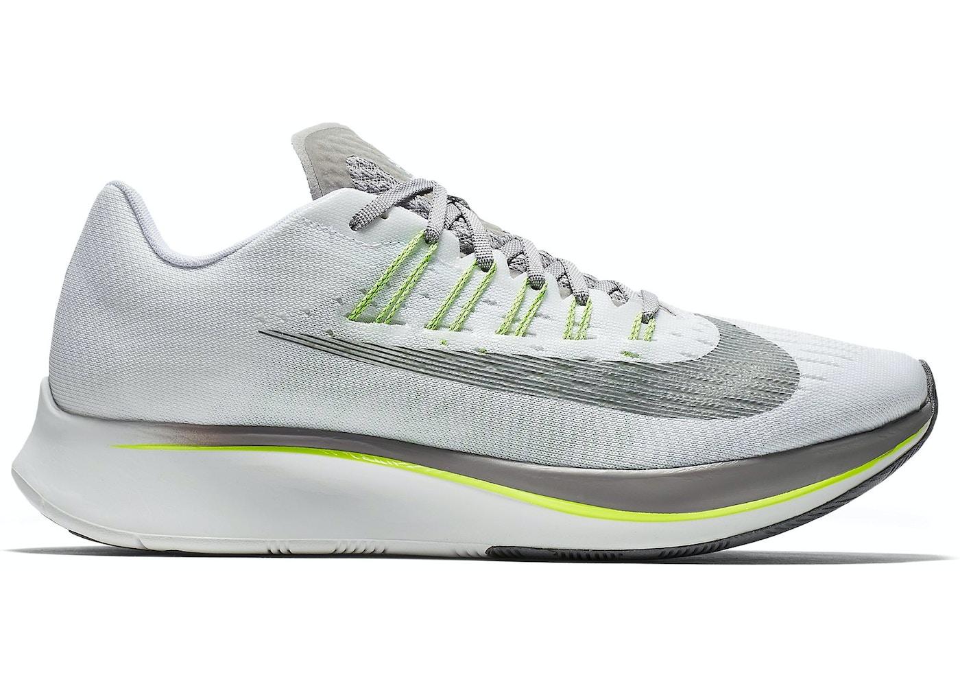 098f94fa42dd2 Nike Zoom Fly SP White Atmosphere Grey Volt (W) - 880848-101