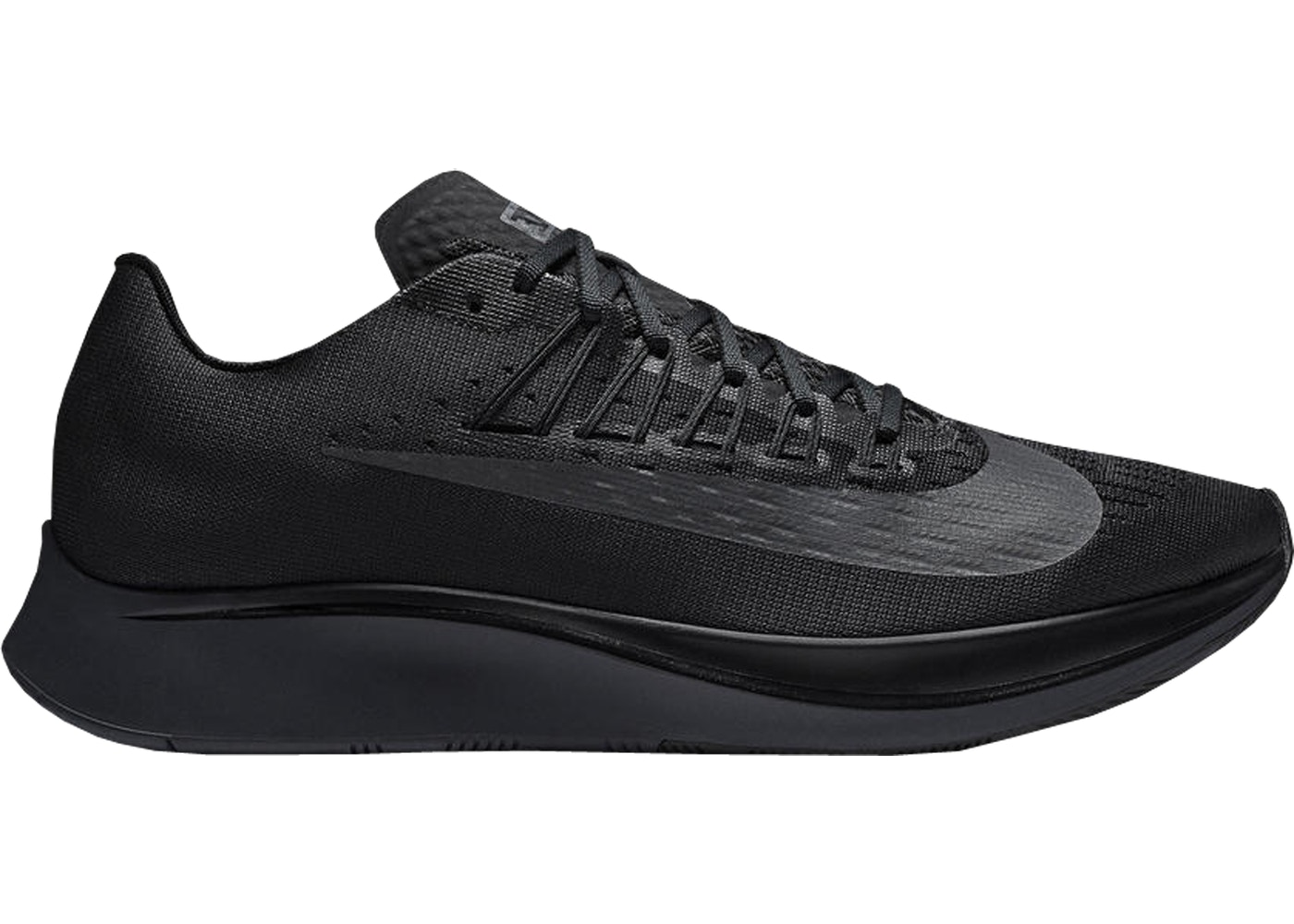 29ef02e2b15b Nike Zoom Fly Triple Black - 880848-003