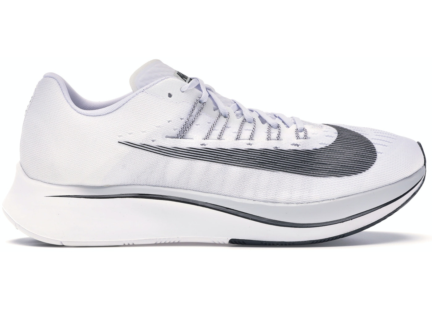 85013732c3c6a Nike Zoom Fly White Pure Platinum Black - 880848-100