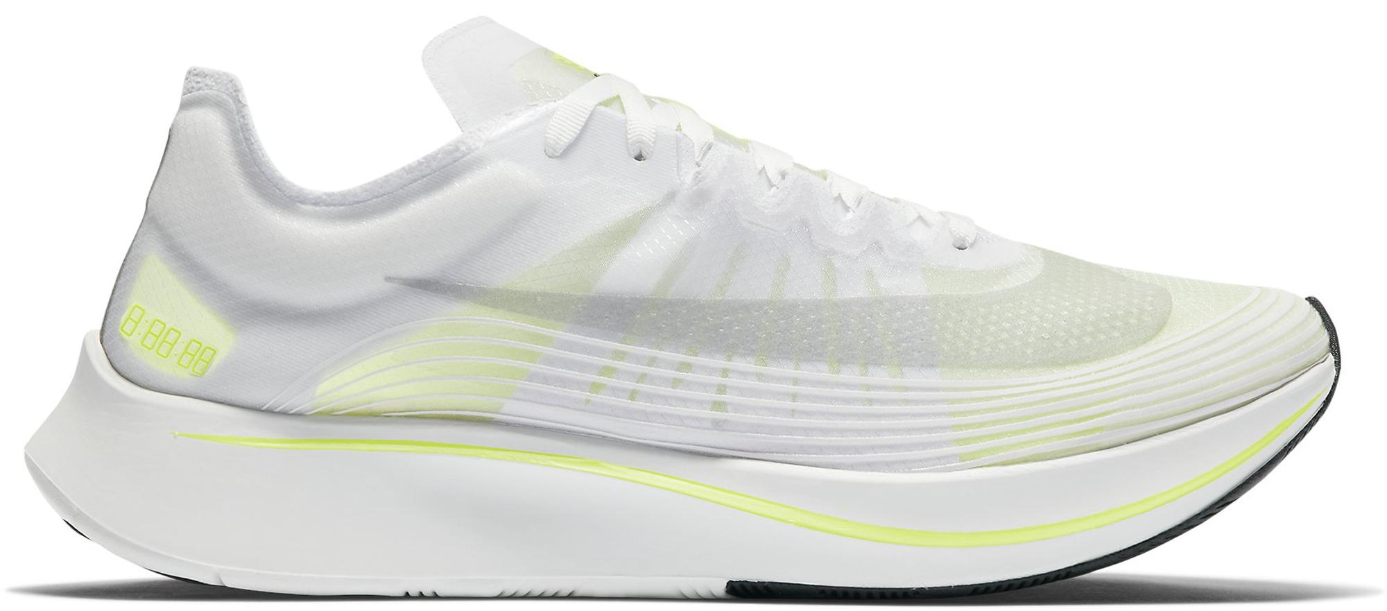 Nike Zoom Fly White Volt - AJ9282-107