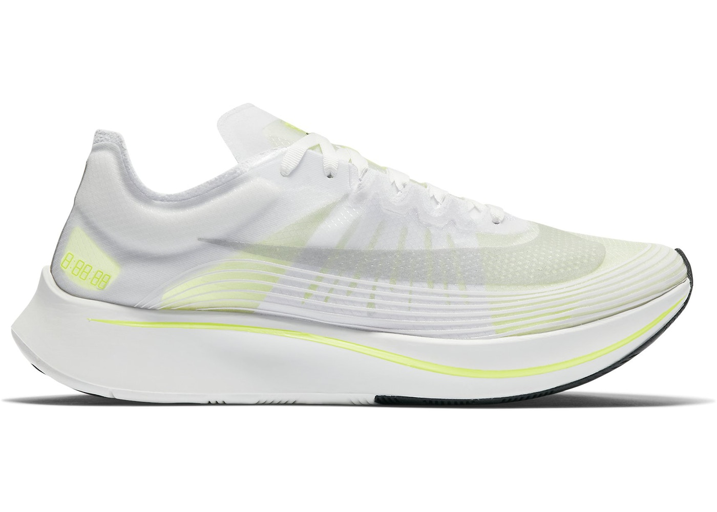 9a8c2325 Nike Zoom Fly White Volt - AJ9282-107