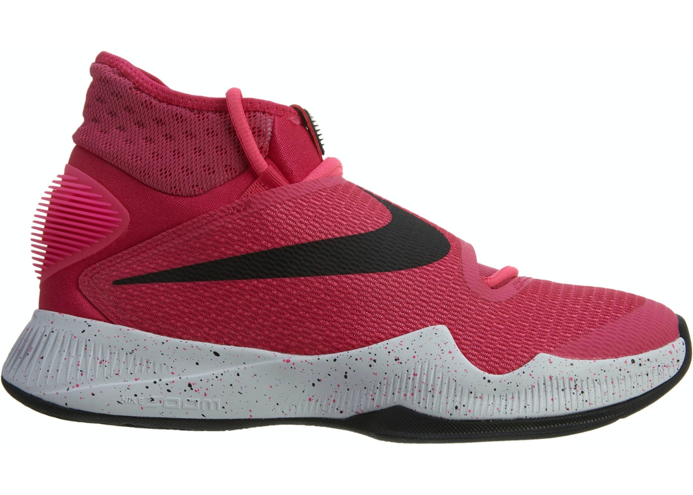 separation shoes 3679a c3fbf Sell. or Ask. Size --. View All Bids. Nike Zoom Hyperrev 2016 Pink  Blast Black White