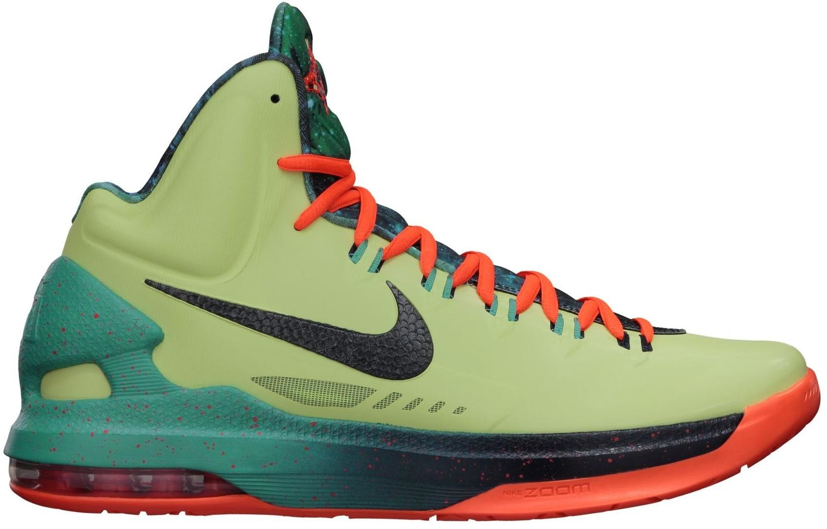KD 5 All-Star Area 72