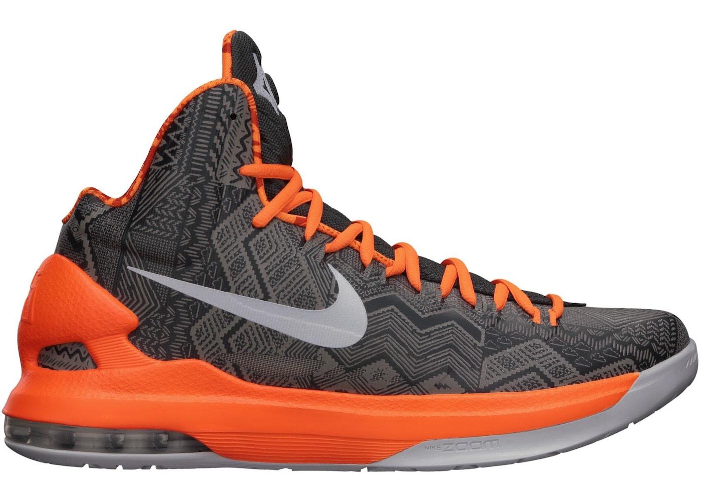 Nike KD 5 Black History Month - 583107-001 Black History Month Kd