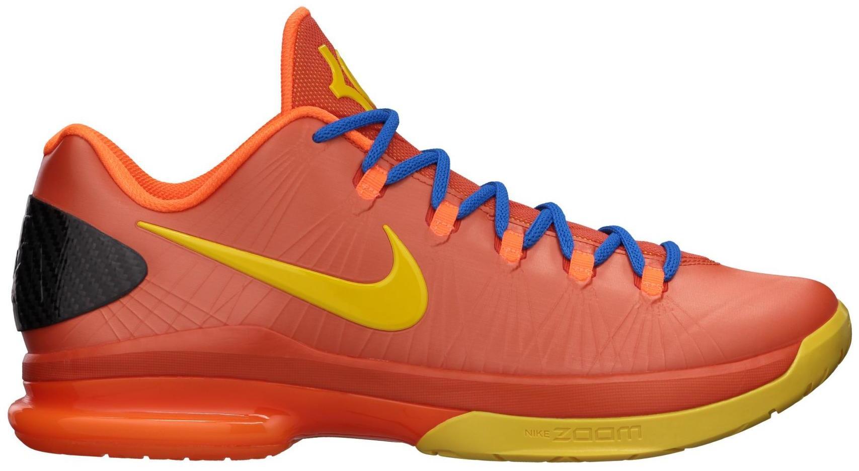 Nike KD 5 Elite Team Orange - 585386-800