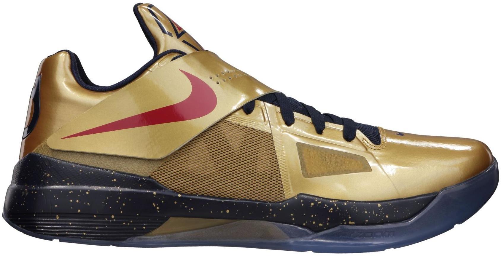Nike KD 4 Gold Medal - 473679-702