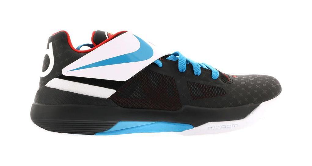 Nike KD 4 N7 Black - 519567-046
