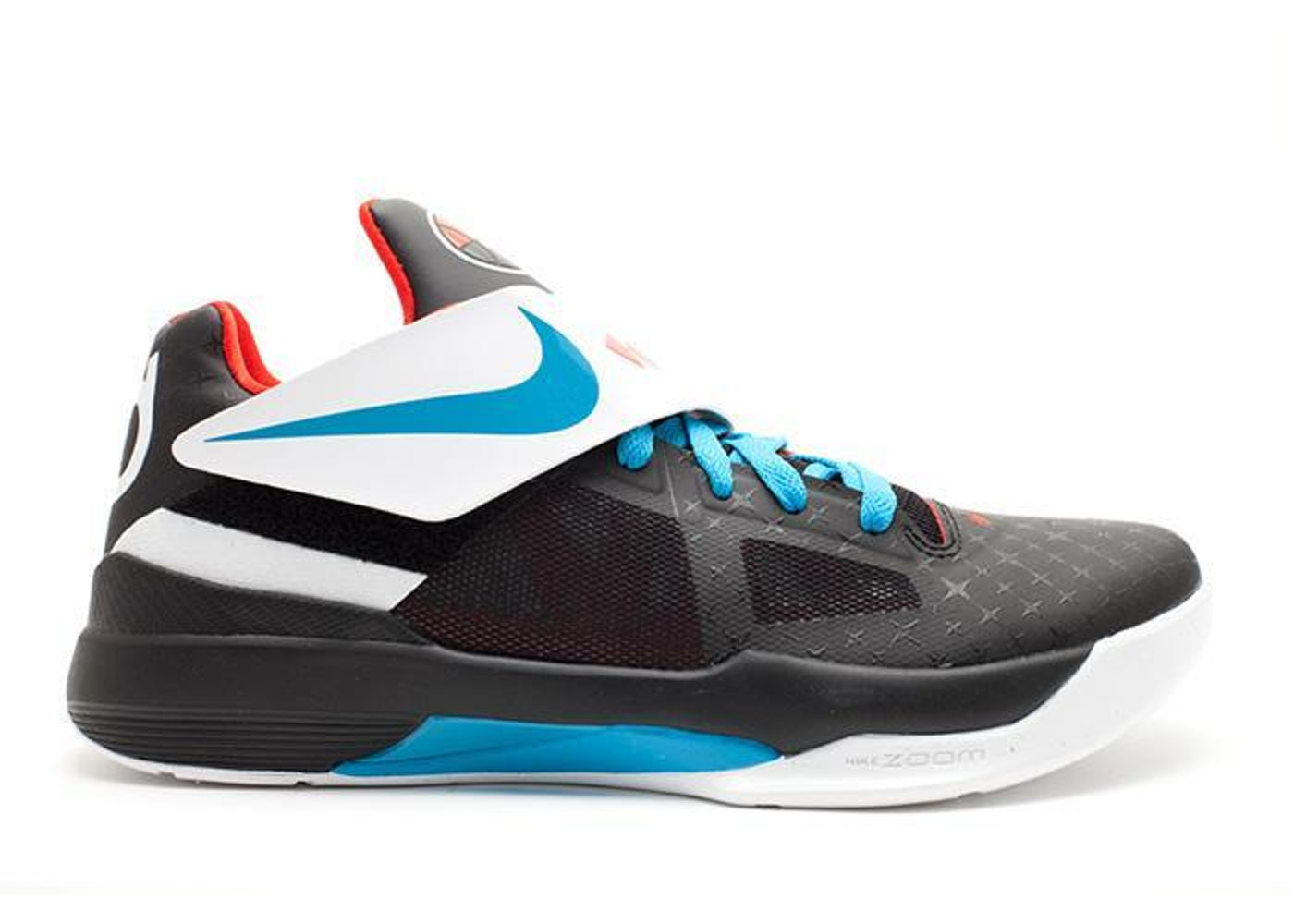 best website 92bee 716da Buy Nike KD 4 Shoes   Deadstock Sneakers