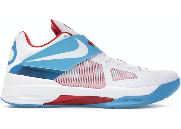 0e6e823bbc6e2 Nike KD 4 Shoes - Release Date