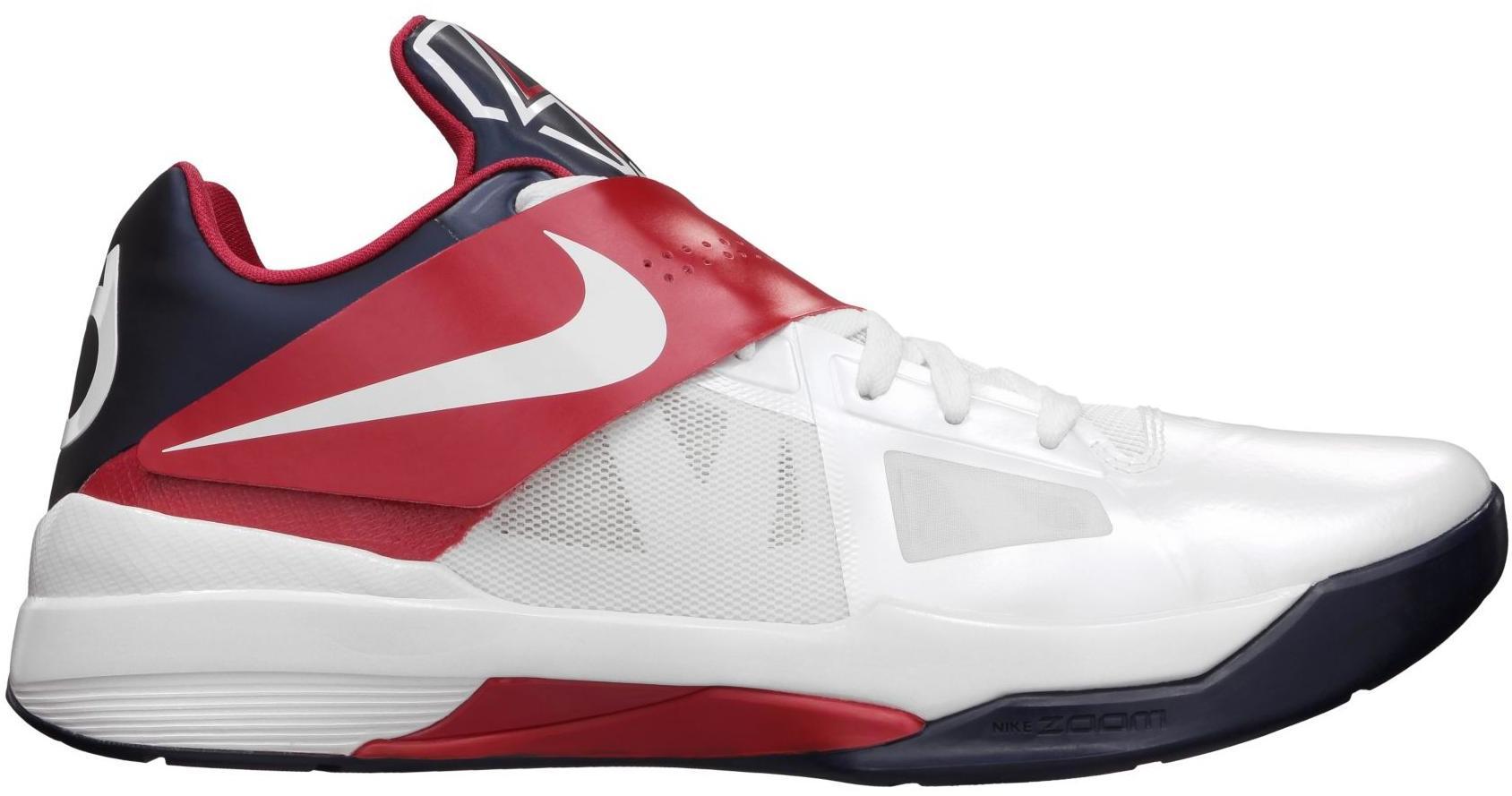 Nike KD 4 USA Olympic - 473679-103