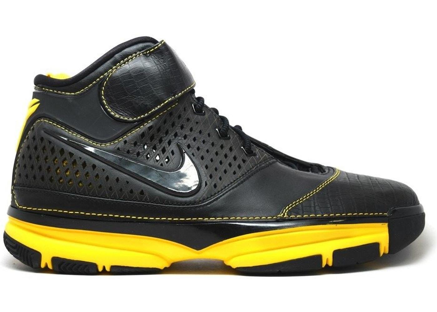 eaef7f27fdb1 Nike Kobe 2 Shoes - Average Sale Price