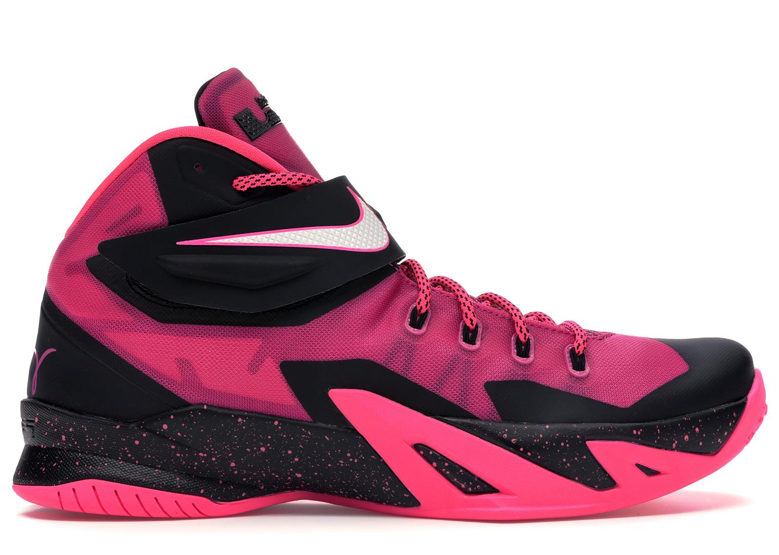 Nike Zoom LeBron Soldier 8 Think Pink