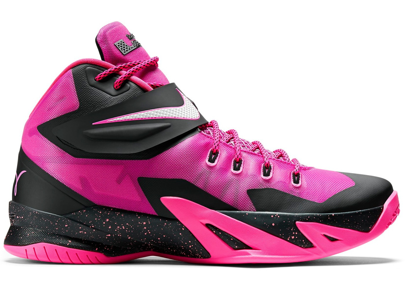 72ef8f1b3dd Sell. or Ask. Size  10.5. View All Bids. Zoom LeBron Soldier 8 Think Pink