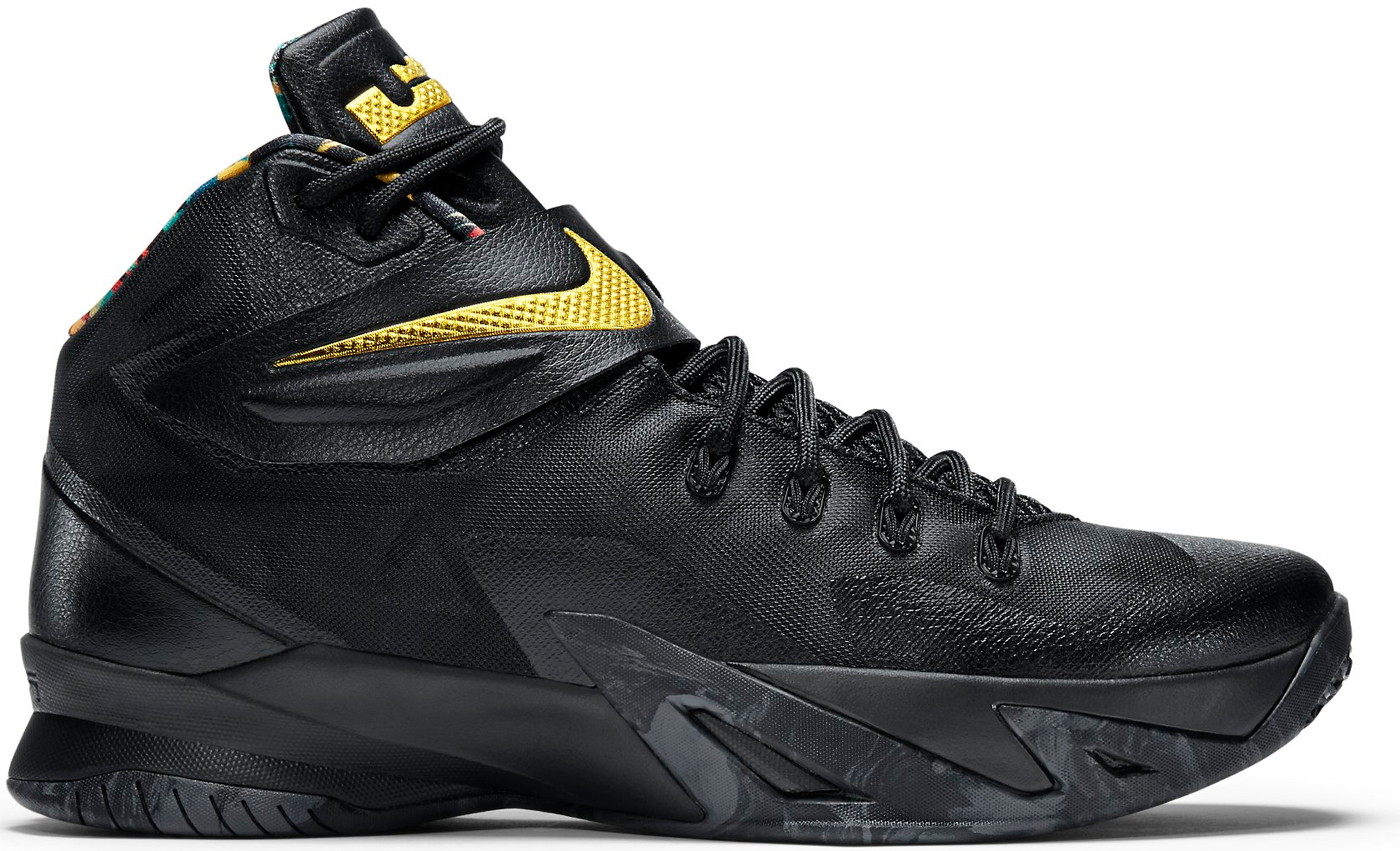 Nike LeBron Zoom Soldier 8 Watch the